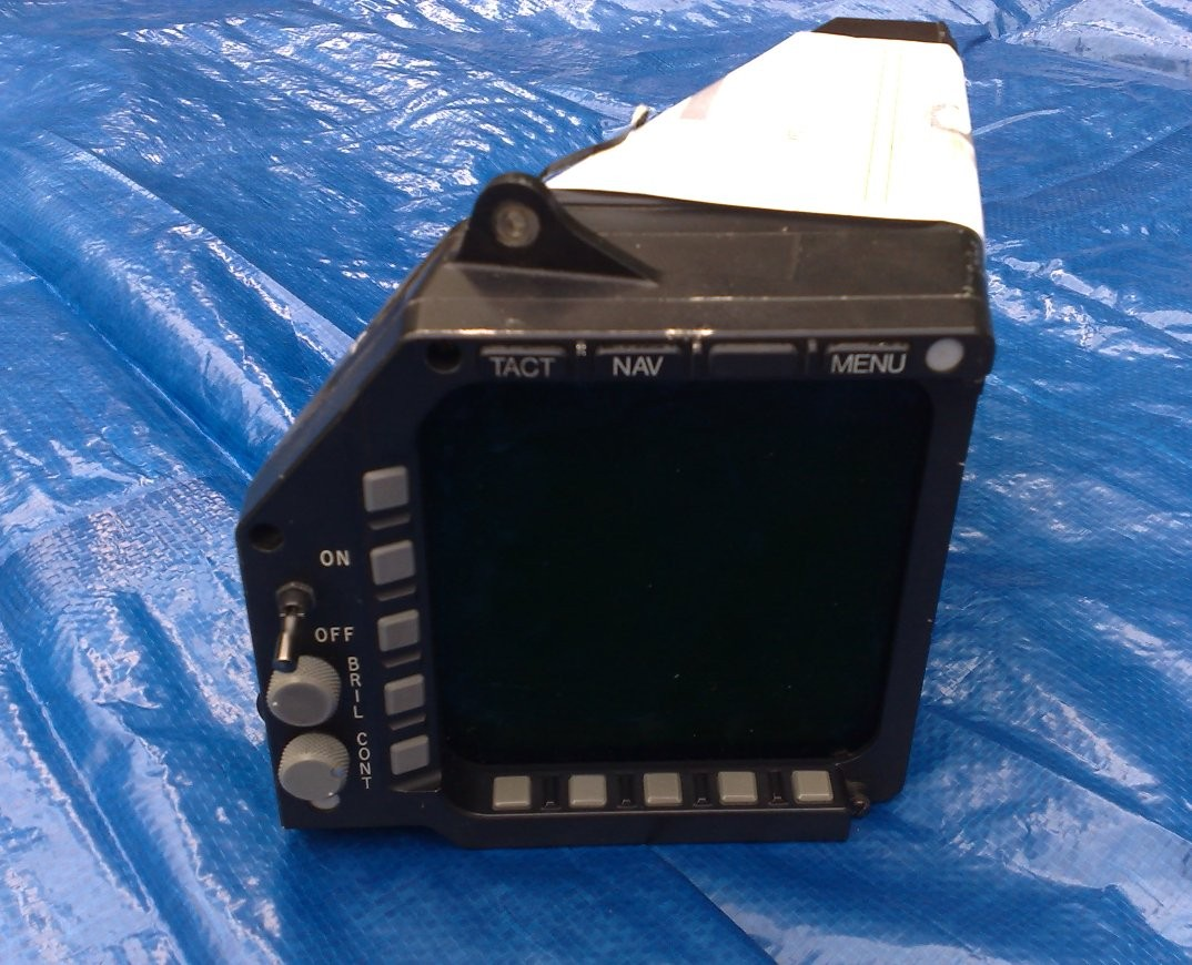 MULTI FUNCTION DISPLAY UNIT (MFD)
