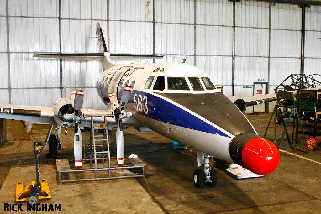 JETSTREAM T2 ACTUAL AIRCRAFT SHOWN