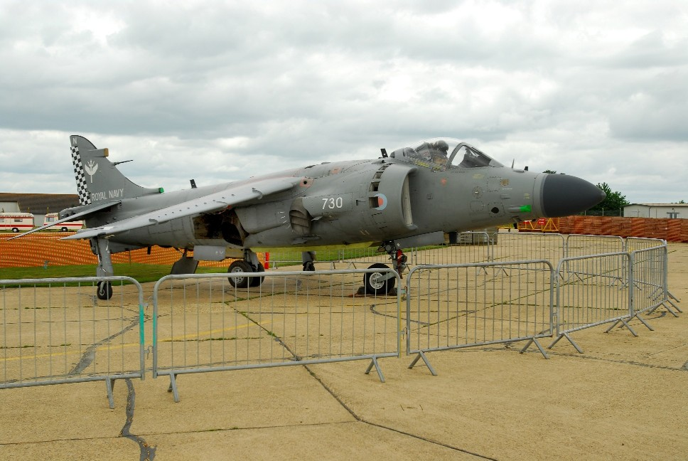 ON DISPLAY AT THE BW AIRSHOW